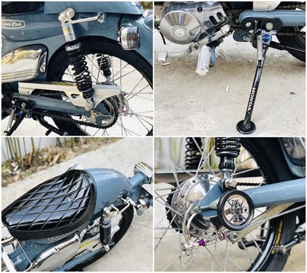 """Honda Super Cub 1968 biển tứ quý 6"""" rao giá 100 triệu gây xôn xao-8"""