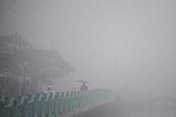 Thời tiết 7 ngày tới trên cả nước: Miền Bắc mưa phùn và sương mù bao phủ