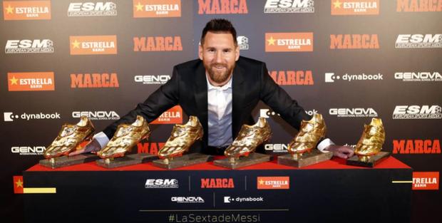 3 điều Messi cần làm để tiếp tục cho Ronaldo hít khói ở giải thưởng Quả Bóng Vàng năm nay-1