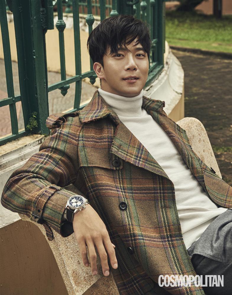 """Anh trai"""" của Hyun Bin: Sở hữu ngoại hình cực phẩm, học lực thuộc hàng khủng nhưng lại mắc bệnh nhát gái-4"""