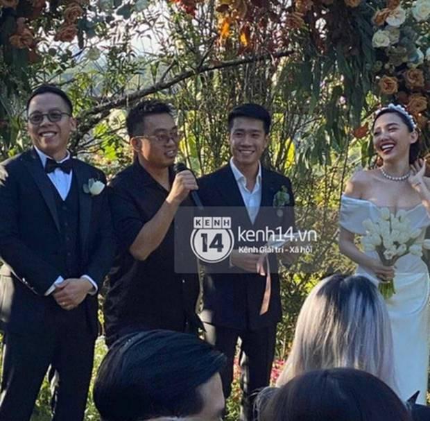 Bố Tóc Tiên hé lộ khoảnh khắc bên con gái trong hôn lễ, hiếm hoi công khai gửi lời nhắn đầy xúc động-4