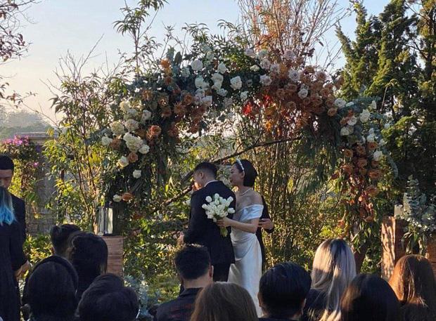 Bố Tóc Tiên hé lộ khoảnh khắc bên con gái trong hôn lễ, hiếm hoi công khai gửi lời nhắn đầy xúc động-5
