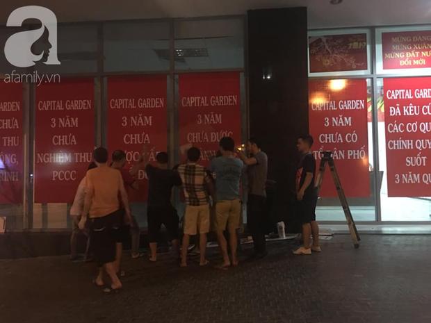 Hà Nội: Cư dân chung cư cao cấp phẫn nộ phát hiện bảo vệ tè bậy ngay tại tầng hầm-2