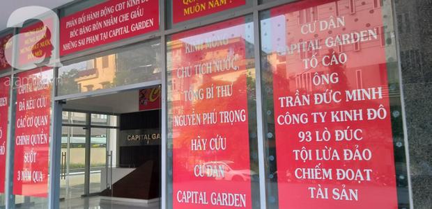 Hà Nội: Cư dân chung cư cao cấp phẫn nộ phát hiện bảo vệ tè bậy ngay tại tầng hầm-3