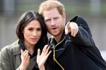 Chưa chính thức rời khỏi hoàng gia Anh, vợ chồng Meghan Markle