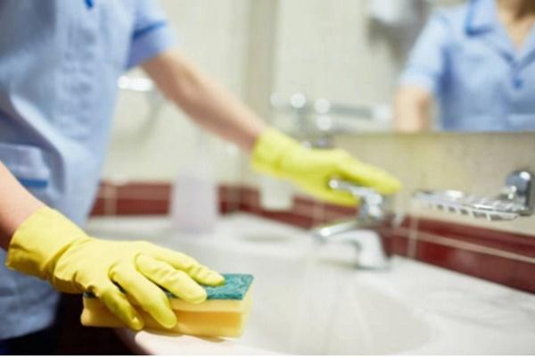 5 mẹo đơn giản giúp nhà tắm sạch sẽ thơm tho trong chớp mắt, chị em đỡ vất vả phần nào-2