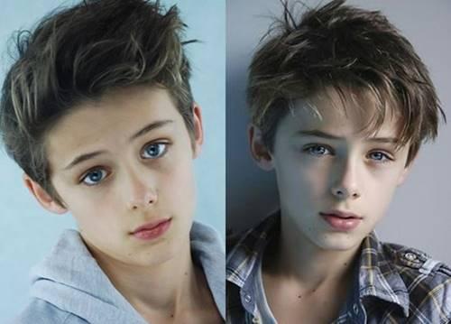 13 tuổi đã được mệnh danh đẹp trai nhất thế giới, cậu bé sau 3 năm giờ ra sao?-1
