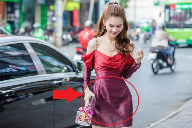 Nhìn sự cách biệt váy hiệu – váy chợ của Ngọc Trinh mới thấy photoshop có tác dụng thần kỳ thế nào-3