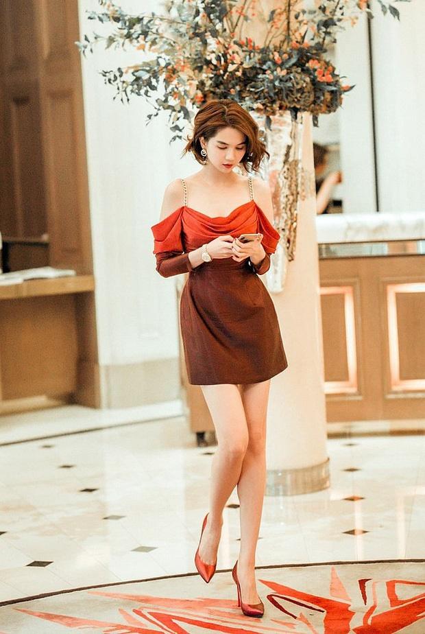 Nhìn sự cách biệt váy hiệu – váy chợ của Ngọc Trinh mới thấy photoshop có tác dụng thần kỳ thế nào-4