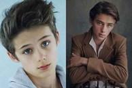 13 tuổi đã được mệnh danh 'đẹp trai nhất thế giới', cậu bé sau 3 năm giờ ra sao?