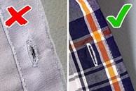 Mách chị em 8 mẹo kiểm tra để mua sắm quần áo như một 'chuyên gia', đảm bảo không dính hàng kém chất lượng