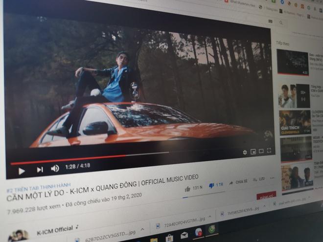 MV của K-ICM phá kỷ lục với 1 triệu lượt dislike trên YouTube-1