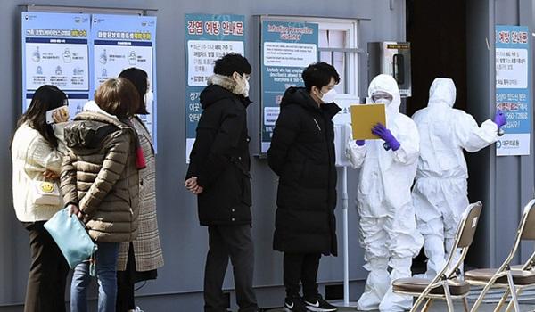 Hành trình gieo rắc virus corona cho hàng chục người của bệnh nhân số 31 tại Hàn Quốc-2