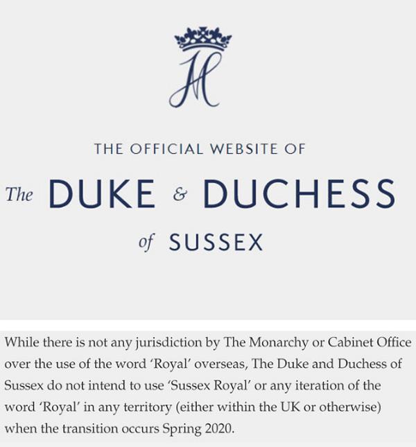 Vợ chồng Meghan Markle bị chỉ trích dữ dội sau thông báo mới chứa ngôn từ vô lễ với Nữ hoàng Anh-1