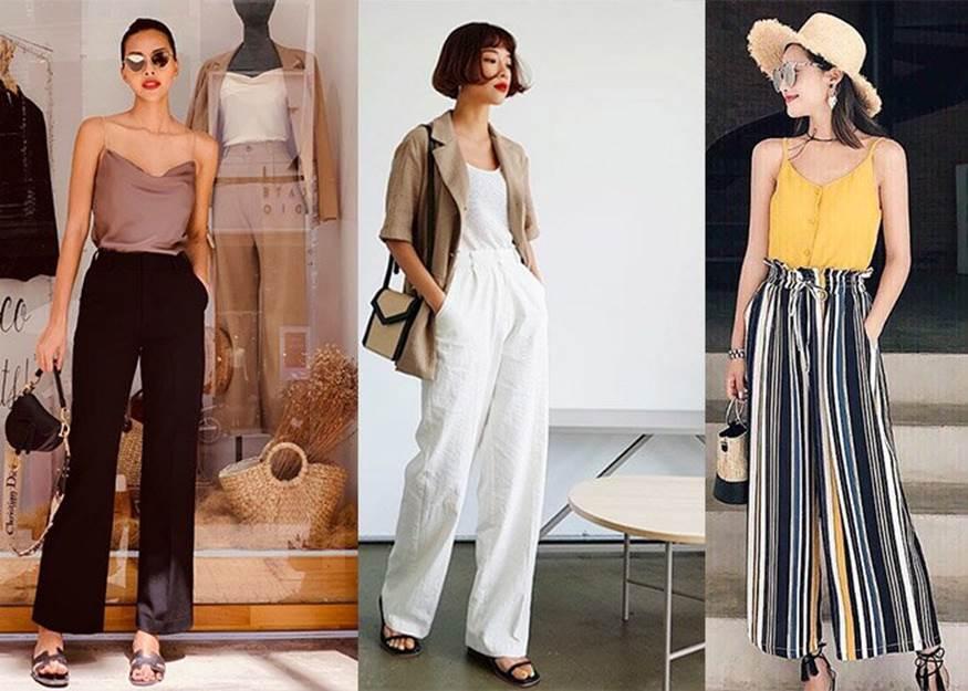 Phạm Hương mắc lỗi trang phục nhạy cảm khi mặc quần lụa mong manh đón gió-10