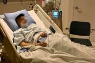 Bất ngờ bức tâm thư của người yêu chàng Việt kiều Canada bị tạt axit, cắt gân chân