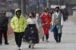 123 ca nhiễm virus corona mới ở Hàn Quốc, tổng số 556