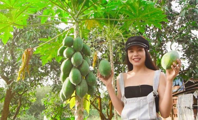 Mẹ đơn thân đổi đời khi có con: Ly Kute tậu nhà sang, bạn thân Ngọc Trinh có nông trại-12