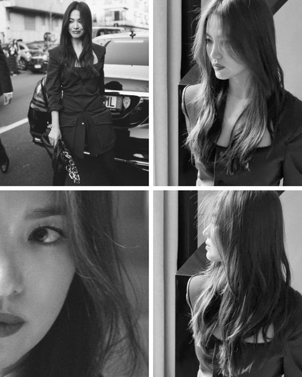 Trời ơi Song Hye Kyo ma mị ngút ngàn tại trời Tây, thần thái xuất sắc đến mức không thể rời mắt-7