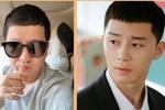 """Nịnh vợ như Trường Giang: Sẵn sàng """"xuống tóc"""" đúng kiểu ngố tàu của Park Seo Joon chỉ vì Nhã Phương mê """"Tầng lớp Itaewon"""""""