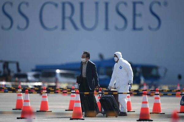 Những sai lầm khiến virus hoành hành trên siêu du thuyền ở Nhật-2