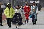 Covid-19 tại Hàn Quốc: Người thứ 5 tử vong, số người nhiễm bệnh lên 602