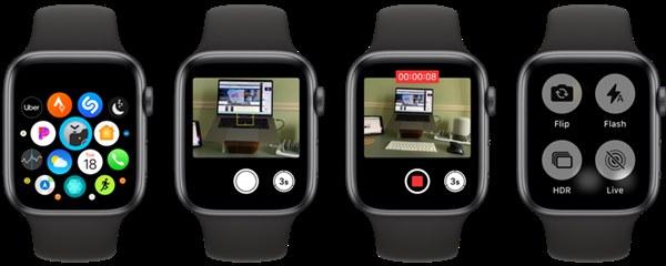 Cách điều khiển máy ảnh iPhone từ xa bằng Apple Watch-2