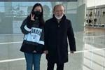 HLV Park Hang-seo trên đường trở lại Việt Nam