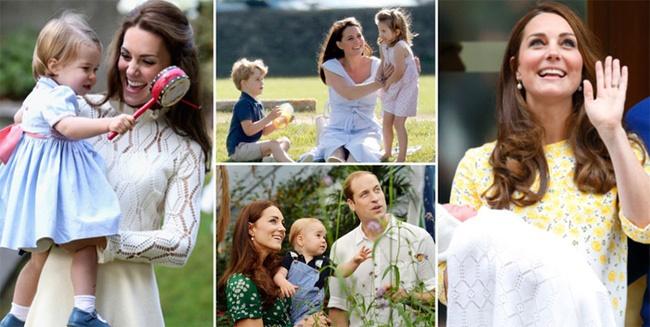 Nữ Công tước Kate Middleton thừa nhận có lỗi với con, nhưng cách dạy con của cô khiến nhiều người tâm phục khẩu phục-4