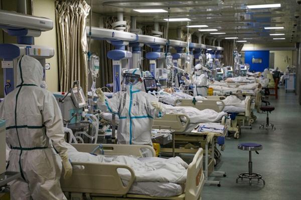 Đến Vũ Hán chăm sóc bạn gái bị ốm, chàng trai nhiễm virus corona nhưng lại nhận ra được điều ý nghĩa trong thời gian ở bệnh viện dã chiến-2