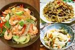 Bữa cơm giản dị nhưng ngon miệng đến nỗi vợ ngồi xới cơm mỏi tay cho cả nhà
