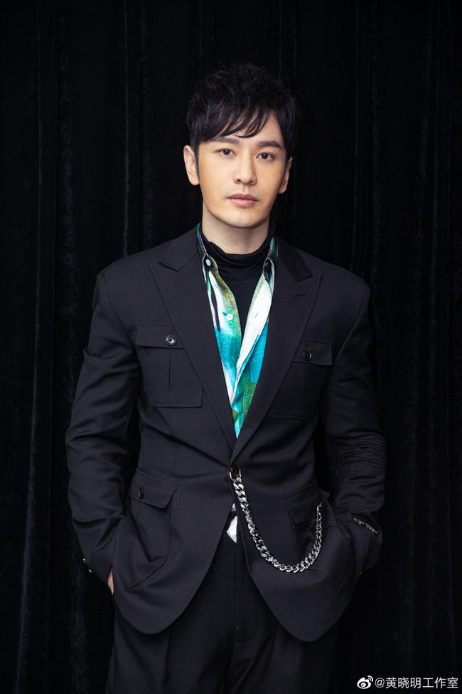 Hậu lùm xùm ly hôn Angelababy, Huỳnh Hiểu Minh bị đồn nuôi tình nhân bên ngoài và cô gái ấy lại là mỹ nhân Tân Cương tai tiếng này?-3