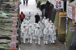 Ý, Hàn Quốc bất ngờ trở thành điểm nóng mới của dịch Covid-19: Các ca nhiễm tăng chóng mặt-2