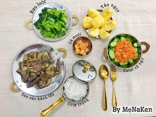 Mẹ Hà Nội khoe mâm cơm gia đình cả tuần, ai nhìn cũng chỉ ao ước được... ăn một lần-2