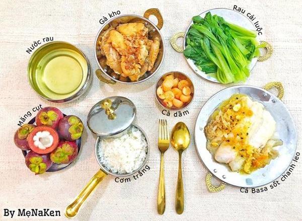 Mẹ Hà Nội khoe mâm cơm gia đình cả tuần, ai nhìn cũng chỉ ao ước được... ăn một lần-5