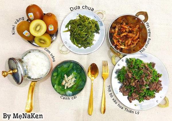 Mẹ Hà Nội khoe mâm cơm gia đình cả tuần, ai nhìn cũng chỉ ao ước được... ăn một lần-6