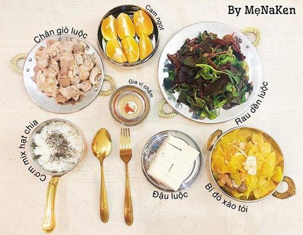 Mẹ Hà Nội khoe mâm cơm gia đình cả tuần, ai nhìn cũng chỉ ao ước được... ăn một lần-7