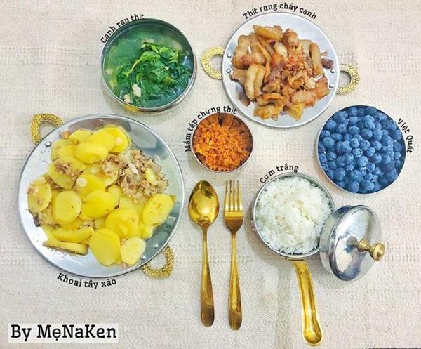 Mẹ Hà Nội khoe mâm cơm gia đình cả tuần, ai nhìn cũng chỉ ao ước được... ăn một lần-10