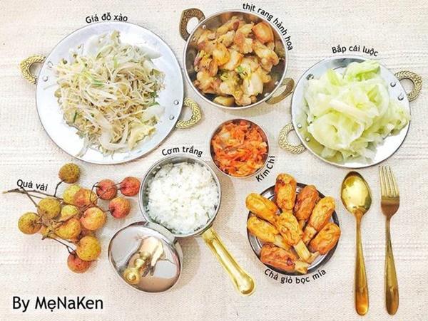 Mẹ Hà Nội khoe mâm cơm gia đình cả tuần, ai nhìn cũng chỉ ao ước được... ăn một lần-11
