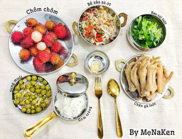 Mẹ Hà Nội khoe mâm cơm gia đình cả tuần, ai nhìn cũng chỉ ao ước được... ăn một lần-12