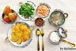 Cưới Tóc Tiên, chồng hơn 2 tuổi chẳng lo đói vì tài nấu cơm ngon của cô vợ đẹp-21