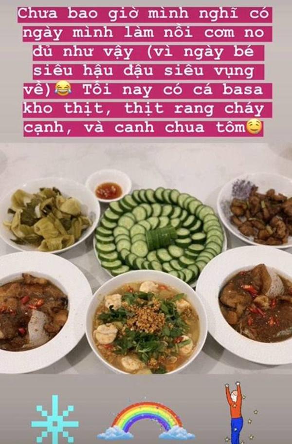 Cưới Tóc Tiên, chồng hơn 2 tuổi chẳng lo đói vì tài nấu cơm ngon của cô vợ đẹp-2