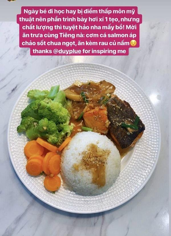 Cưới Tóc Tiên, chồng hơn 2 tuổi chẳng lo đói vì tài nấu cơm ngon của cô vợ đẹp-5