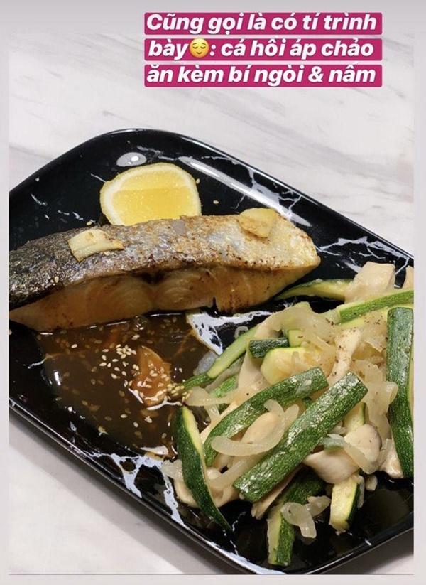 Cưới Tóc Tiên, chồng hơn 2 tuổi chẳng lo đói vì tài nấu cơm ngon của cô vợ đẹp-6