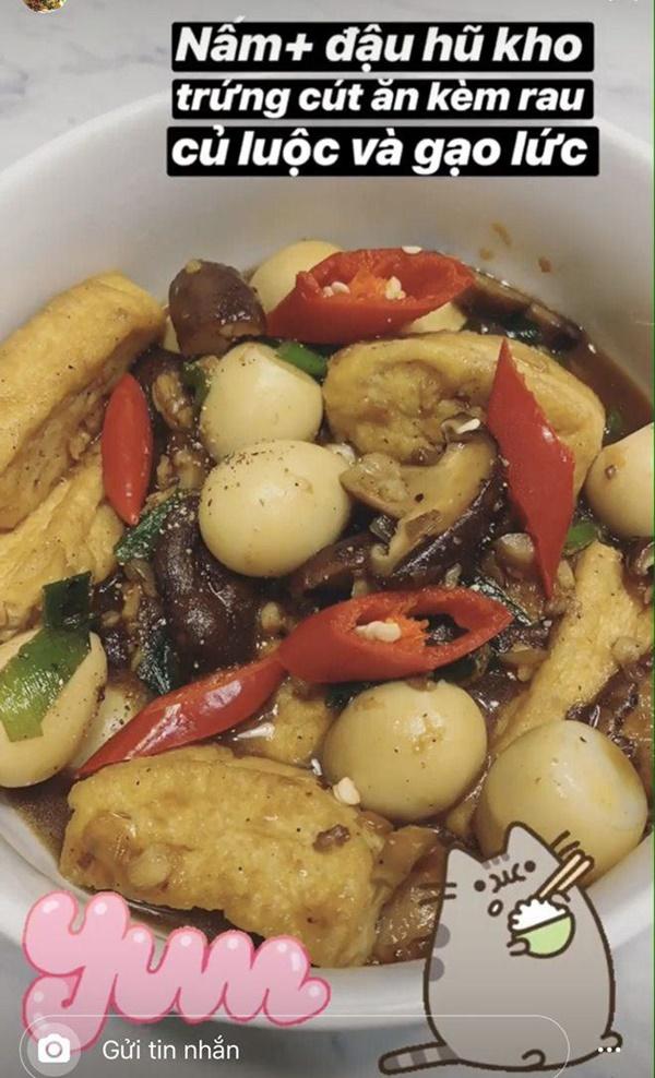 Cưới Tóc Tiên, chồng hơn 2 tuổi chẳng lo đói vì tài nấu cơm ngon của cô vợ đẹp-8