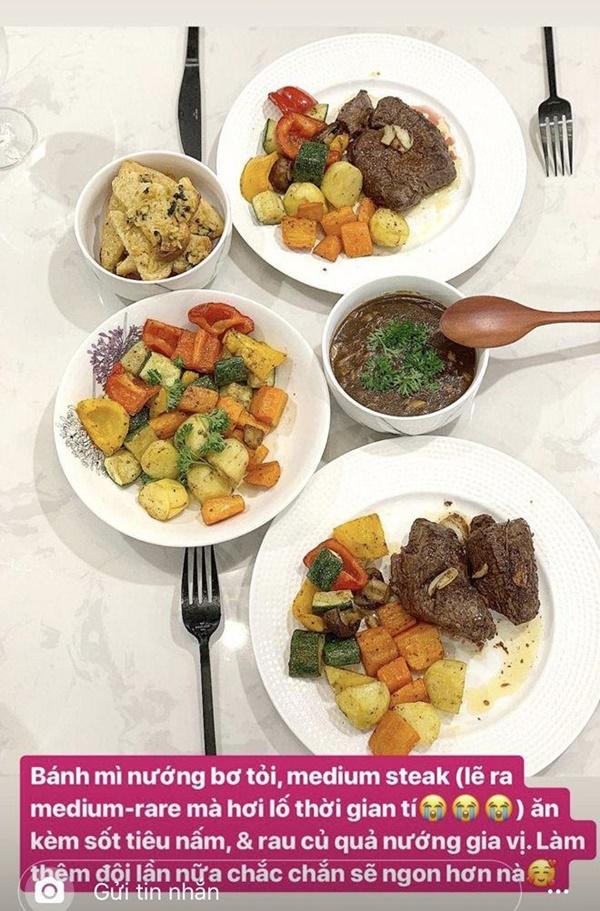 Cưới Tóc Tiên, chồng hơn 2 tuổi chẳng lo đói vì tài nấu cơm ngon của cô vợ đẹp-9