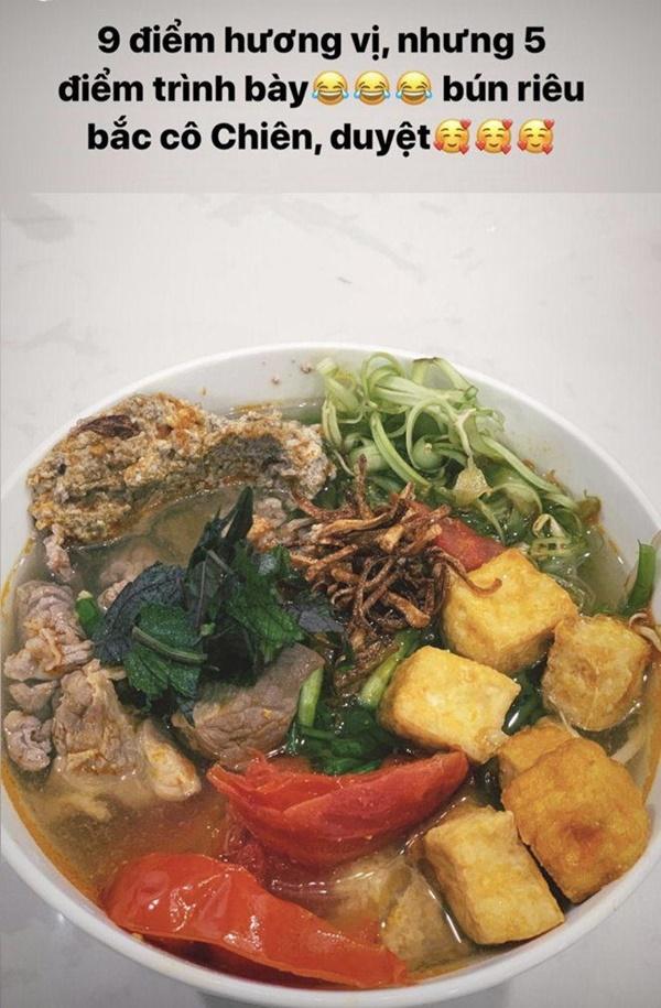 Cưới Tóc Tiên, chồng hơn 2 tuổi chẳng lo đói vì tài nấu cơm ngon của cô vợ đẹp-15