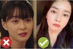 Thương lắm Soo Ah (Itaewon Class): Xinh như búp bê nhưng không được tô son cho tử tế, khiến dân tình la ó