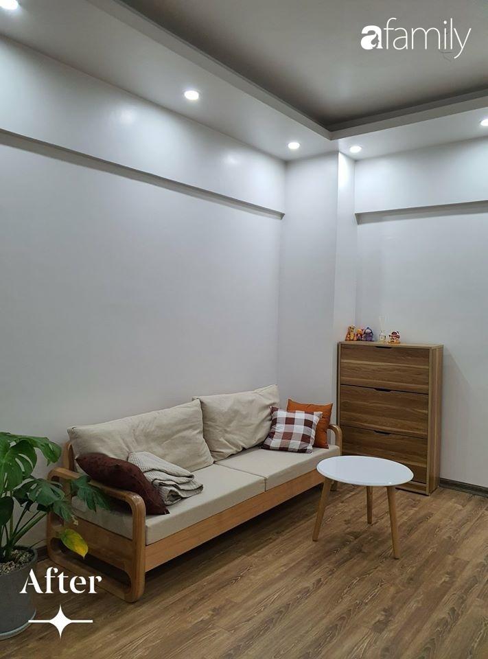 Cuộc cải tổ cho căn hộ 75m² với chi phí 350 triệu đồng, mẹ đảm ở Hà Nội khiến ai cũng công nhận nhà vừa đẹp vừa sang-7
