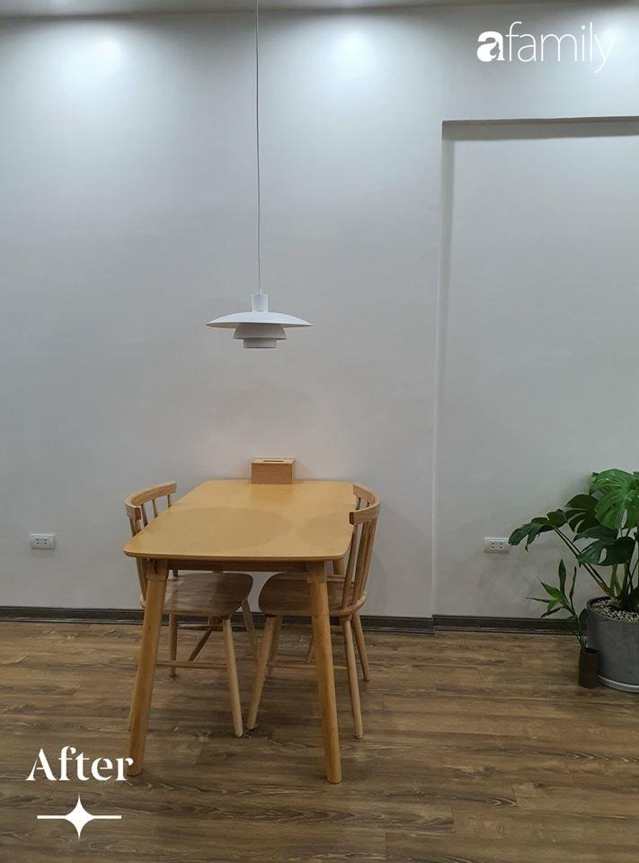 Cuộc cải tổ cho căn hộ 75m² với chi phí 350 triệu đồng, mẹ đảm ở Hà Nội khiến ai cũng công nhận nhà vừa đẹp vừa sang-8
